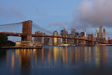August 2015 - Brooklyn Bridge at Dawn