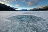 January 2016 - Abraham Lake Sunrises