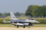 Volkel F-16's naar Jordanië