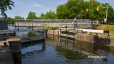 Old Slys Locks Swing Bridge