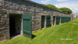 Fort Lennox Kitchens and Stores