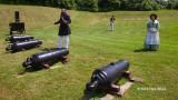 Fort Lennox Shooting Demonstration I