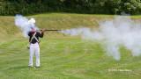Fort Lennox Shooting Demonstration II