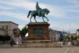 Frederik V equestrian statue