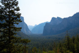 Yosemite Valley with Halfdome