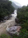 Rushing River outside Zamora