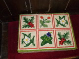 Needlepoint Church Kneelers of Britain & Wales
