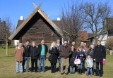 Fun- Freizeitverein Klempnerstüberl besucht Bauernmuseum, 23. Februar 2014