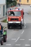 Schlußlicht: Feuerwehr Haderswörth