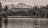 Mt. Shasta from Lake Siskiyou