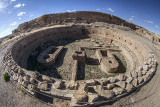 Great Kiva, Chetro Ketl, Chaco Canyon