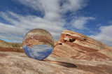Fire Wave Crystal Ball