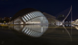 City of Arts and Sciences Evening