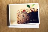 Mums Christmas Cake