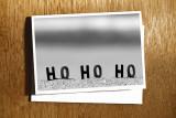 Ho Ho Ho BW