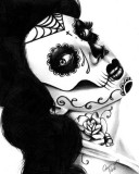 Day of the Dead Masks 02