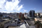 View from our hotel in Quito