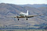 Wanaka Chathams Air DC3