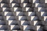 Lines on Blocks