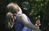 Faces In Bubbles