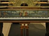 Lines in a Fancy Piano