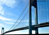 The Long Lines in the Verranzo-Narrows Bridge
