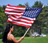 Happy Fourth Of July USA