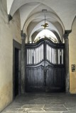A Fancy Entrance