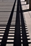 Fence Shadow Lines
