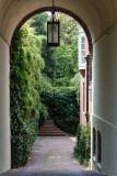 Pleasing Entrance