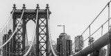 Lines In The Manhattan Bridge