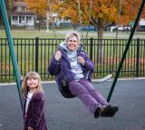 The Little Swinger and Grandma