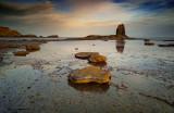 Saltwick Bay.