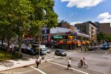 Amsterdam Avenue, Harlem