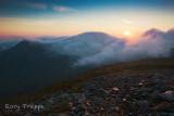 Carneddau sunrise
