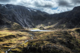 Cwm Idwal April 2014..if Carlsberg made valleys :-)