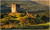 Dolwyddelan castle -Mid summers day