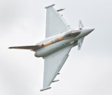 Typhoon special. Shame about the high pass. I guess he was protecting the paintwork ?