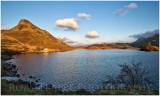 Cregennan lakes near Dolgellau