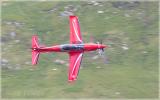 Swiss Air in the Ogwen