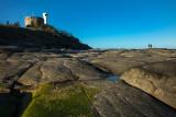 Lighthouse at Mooloolaba, Sunshine Coast.