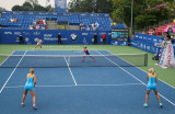 Olga Savchuk, Lyudmyla Kichenok, Chan Yung Jan, Zheng Saisai