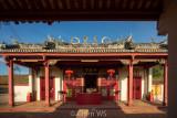 Chinese Temple, Malacca, Malaysia