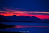 Sunrise, Iceland