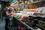 Shilin night market, Taipei