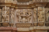 The Erotic Sculptures On The Temples Of Khajuraho (Sep13)