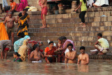 Life At The Ghats Along The Ganges River-1 (Sep13)