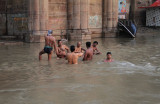 Life At The Ghats Along The Ganges River-2 (Sep13)