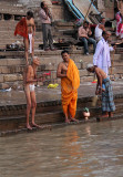 Life At The Ghats Along The Ganges River-6 (Sep13)