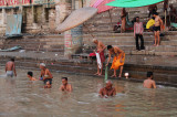 Life At The Ghats Along The Ganges River-8 (Sep13)